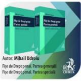 Pachet Fise de Drept penal - Mihail Udroiu