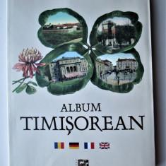 """Monografie Timisoara: Octavian Lescu """" Album Timisorean """""""