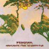 YES Progeny : Highlights From SeventyTwo (3vinyl)