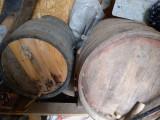 Butoaie de stejar folosite