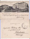 Sibiu  - Seminarul evanghelic-clasica, Circulata, Printata