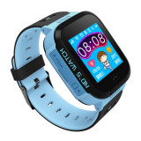 Ceas smartwatch pentru copii, albastru, Gonga