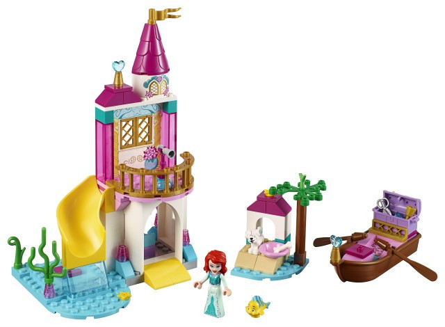 Lego Castelul Lui Ariel