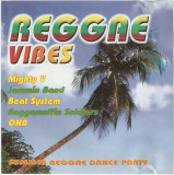 CD Reggae Vibes (Summer Reggae Dance Party), original, holograma