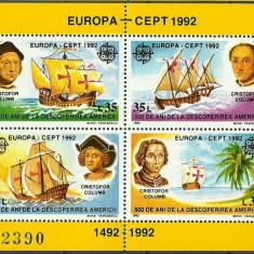 1992 - Europa, bloc neuzat