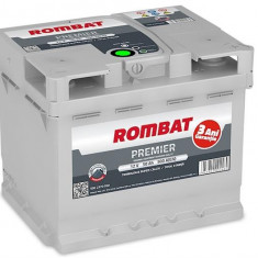 Acumulator Rombat 12V 50AH Premier 45936