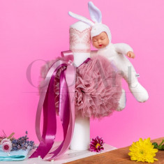 Lumanare The Little Bunny Pink BB-011