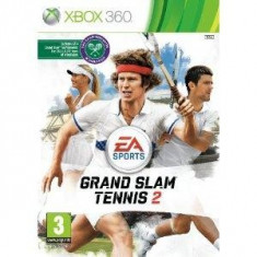 EA Sports Grand Slam Tennis 2 XB360
