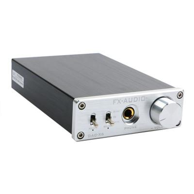 Amplificator 16Bit/192KHz FX-AUDIO DAC-X6 HiFi 2.0 Digital Audio Decoder foto