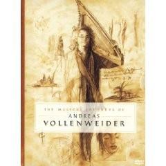 ANDREAS VOLLENWEIDER MAGICAL JOURNEYS OF A. VOLLENWEIDER DVD foto