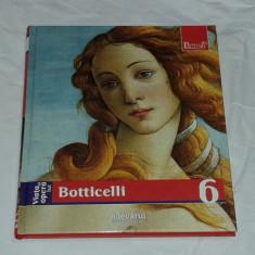 COLECTIA PICTORI DE GENIU ~ Botticelli, Nr.6 ~           Ed.ADEVARUL 2009
