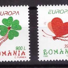 1998 - Europa, martisor serie neuzata