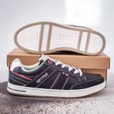 Pantofi casual barbati negri Vasafi