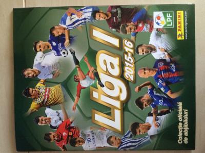 Panini Liga I Romania 2015-16 Album Gol foto