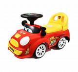 Masinuta Racing Ride-on, rosie