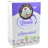 Sapun Natural Cu Lavanda 100g