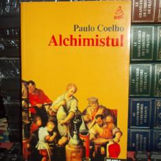 PAULO COELHO - ALCHIMISTUL , ILUSTRATII MARIO DINIZ , ED. II , 2000