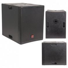 Subwoofer pasiv 15 inch/30cm 8ohmi 250w rms bst