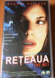 RETEAUA / THE NET - Film CASETA VIDEO VHS