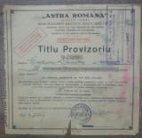 Titlu provizoriu Astra Romana 1946
