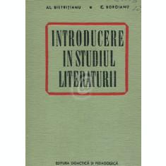 Introducere in studiul literaturii