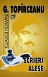 Scrieri alese | George Topirceanu, Andreas