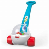 Jucarie Fisher Price de impins cu bile Corn Popper