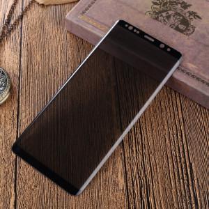 Folie de sticla Samsung Galaxy Note 9, Privacy Glass MyStyle, folie securizata...