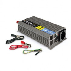 Invertor curent de la 12V la 220V 1000W Auto Lux Edition