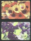 Romania 2003 Telephone card Flowers Rom 196a CT.034