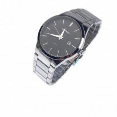 Ceas de mana barbati elegant, argintiu - Curren - 8106N