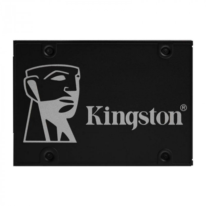 SSD Kingston KC600 512GB SATA-III 2.5 inch