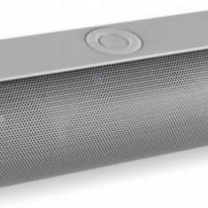 Boxa portabila SAL BT 2500, 6 W, Bluetooth (Argintiu)