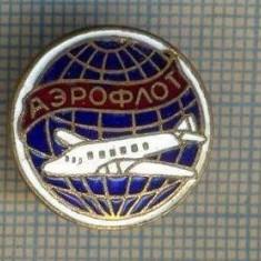 Y 559 INSIGNA -AVIATIE - AEROFLOT -LINIILE AERIENE RUSE URSS-PENTRU COLECTIONARI