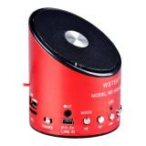 Cumpara ieftin Boxa portabila Wster WS-A9, 6 W, USB, LED