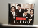 Il Divo - Il Divo (2005/BMG/Germany) - CD ORIGINAL/Stare: ca Nou