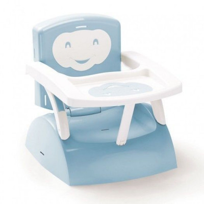Booster 2 in 1 BABYTOP Thermobaby Myosotis blue foto