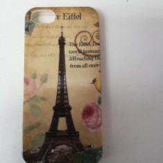 Husa Telefon Silicon Apple iPhone 5 5s SE Eiffel Tower