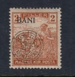 ROMANIA 1919 - CLUJ ORADEA  SECERATORI EROARE MONOGRAM SPART MNH, Nestampilat
