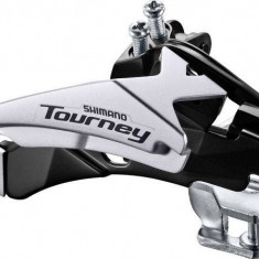 Schimbator fata Shimano Tourney TY500-TS3 tragere dubla 6/7 viteze colier jos 34PB Cod:SHI-85003