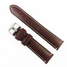 Curea de ceas Maro din piele naturala - 20mm, 22mm, 24mm - WZ3395