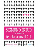 Trei cercetari de teoria sexualitatii | Sigmund Freud, Cartex