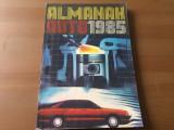 almanah auto 1985 RSR ilustrat hobby
