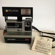 Aparat foto vintage, colectie,  Polaroid Light Mixer 630 LM Lightmixer
