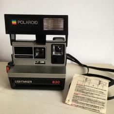 Aparat foto vintage, colectie,  Polaroid Light Mixer 630 LM Lightmixer