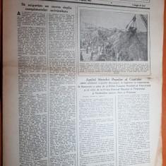 Sportul popular 9 aprilie 1953-activitatea alpina,volei,box,handbal,sah