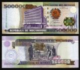 = MOZAMBIQUE - 500 000 METICAIS - 2003 - UNC =