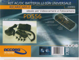 Kit baterie universala reincarcabila