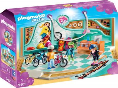 Magazin De Biciclete Si Skatebord foto