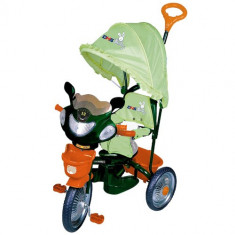 Tricicleta Jolly Ride Verde